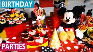 How to Make your Kids' Party look Awesome with Party Planner Philip Carr