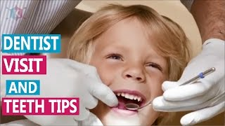 Child's first visit to the Dentist | Dummies, Foods & Sugar | Tips for Kids Teeth