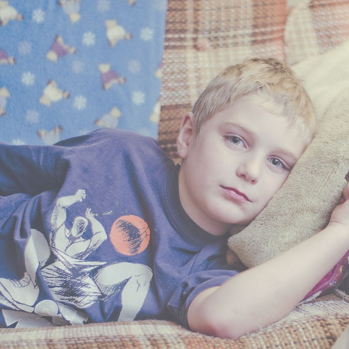 More Bad News For Couch Potato Kids – New Study warns Parents to keep their kids moving