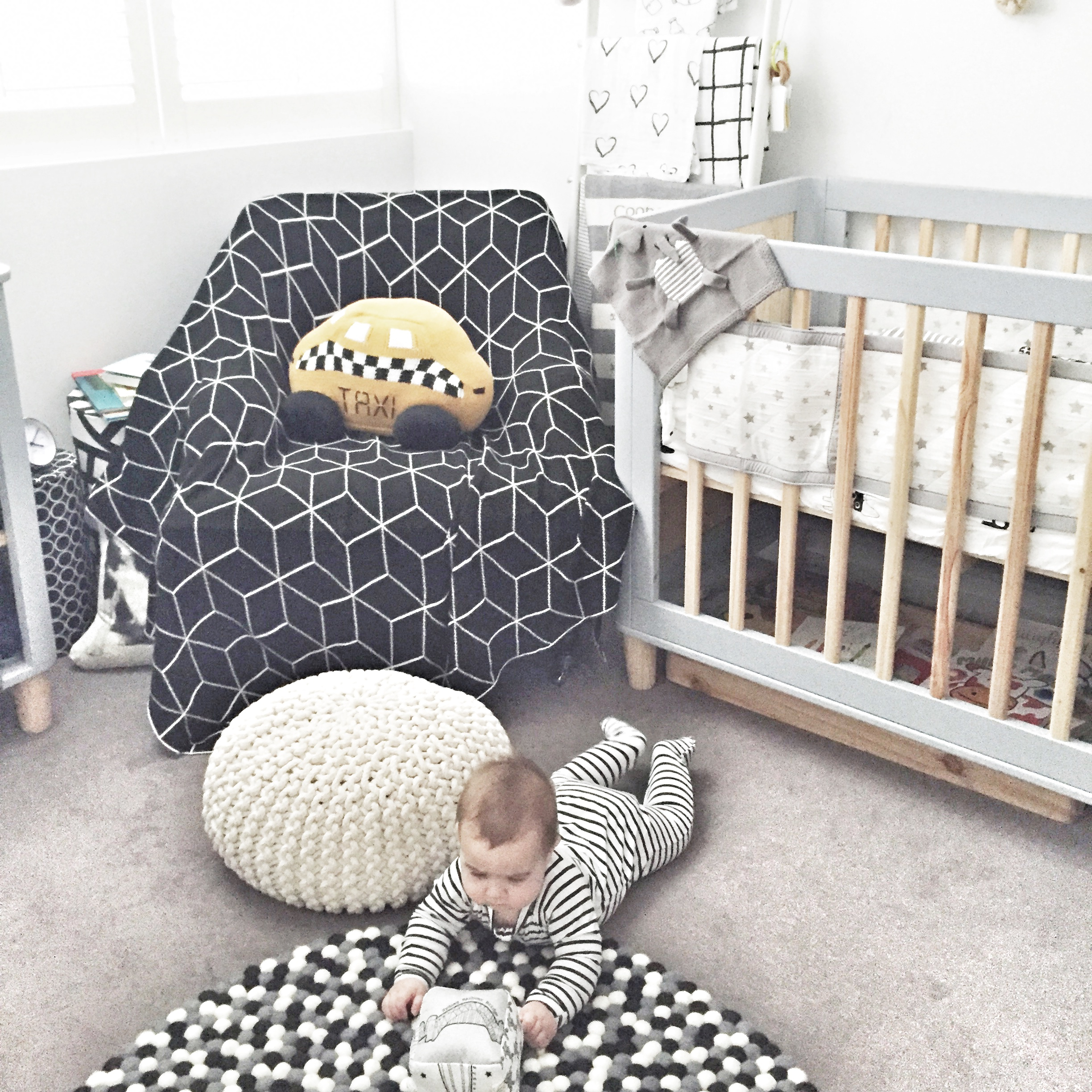 Top 5 tips to create the NURSERY of your dreams!