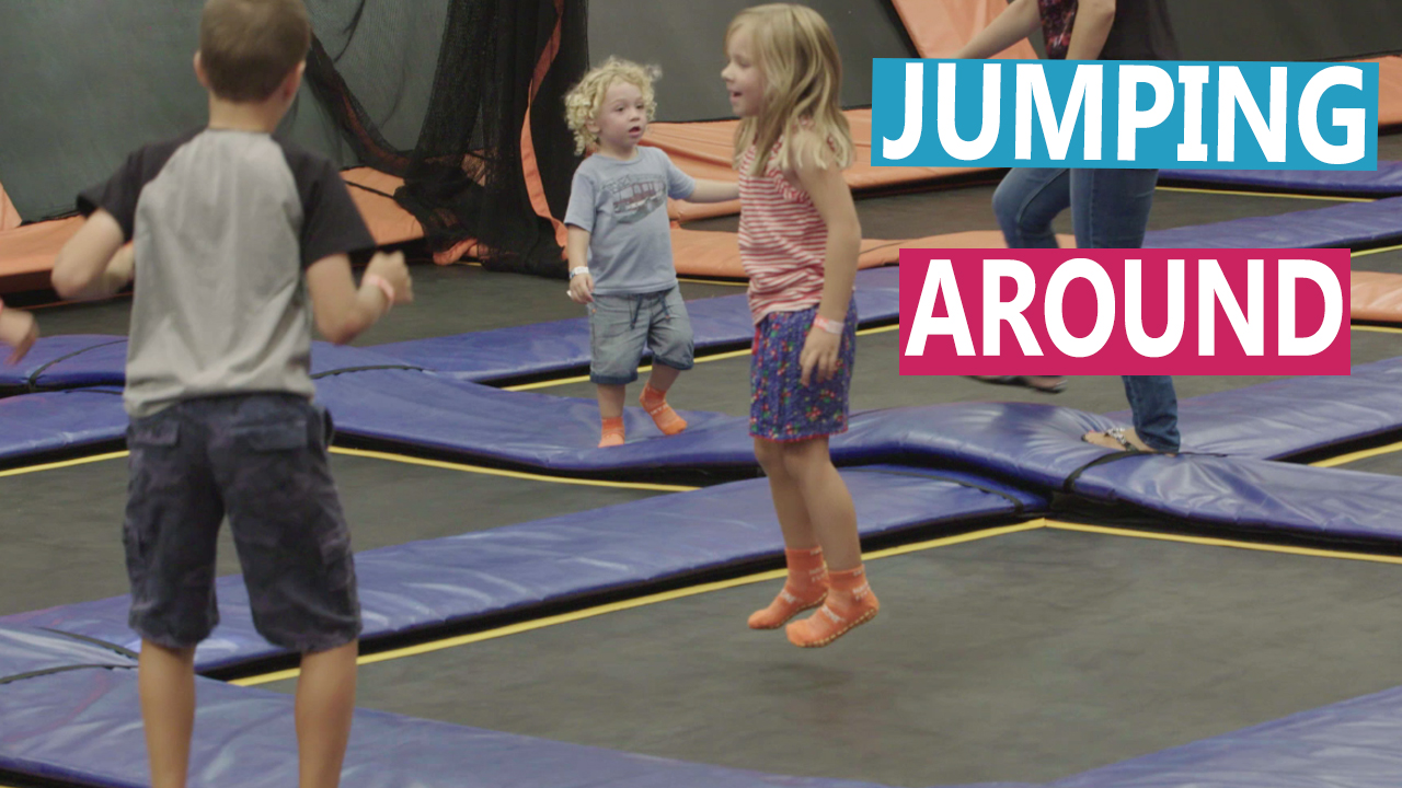 Sky Zone | Indoor Trampoline Park | School Holidays Fun