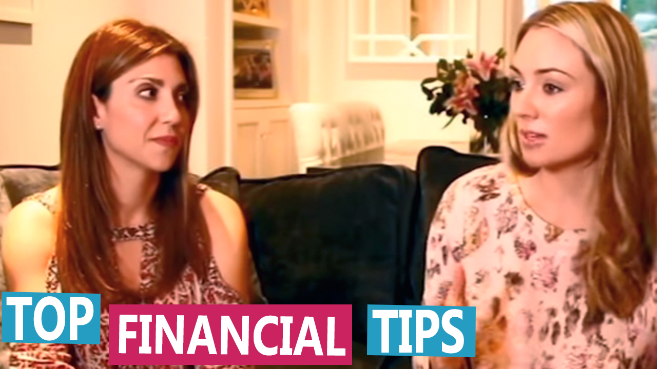 Sugar Mamma TV's Canna Campbell shares her Top 5 Financial Tips for Mums