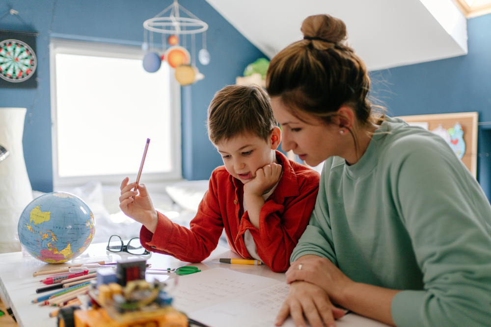 Happy doing homework? How to help your kids to motivate themselves